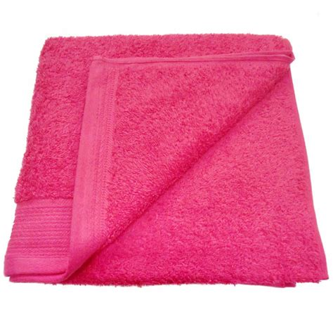 Next Home Bedroom Curtains Hand Towel Pink 100 Egyptian Cotton