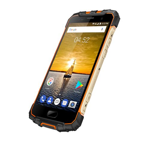 best rugged phone rugged smartphone 5 inch display 4g android 7 0