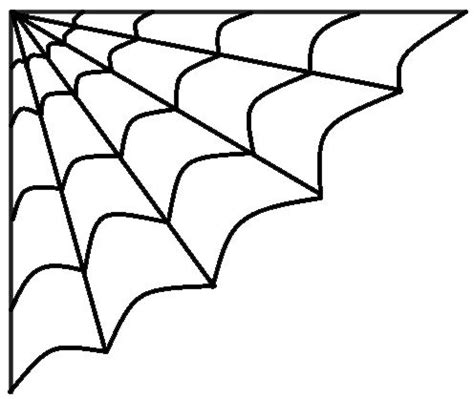 clipart web spider web clipart black and white pictures