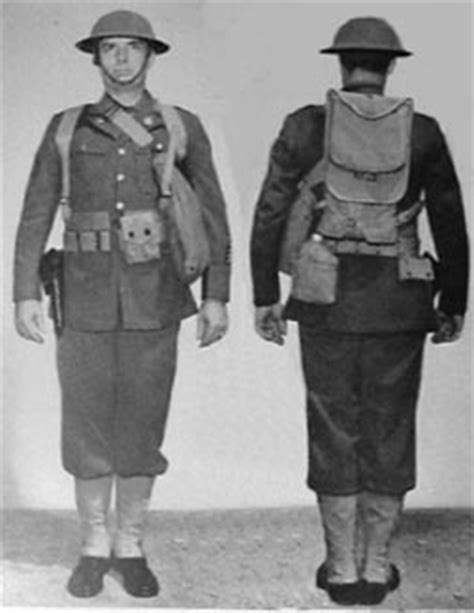 field combat uniforms: world war ii