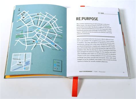 guide book layout the berlin design guide cool hunting