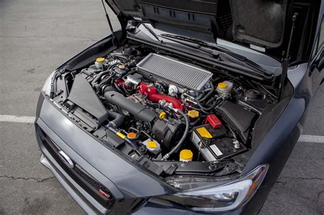 subaru impreza wrx 2017 engine 15 optional engines worth stepping up to motor trend