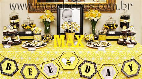 decoração de quarto de bebe tema abelhinha mega beb 234 s 187 decora 231 227 o de festa infantil abelhinha