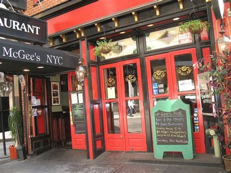 mcgee s pub nyc the inspiration for maclaren s pub in