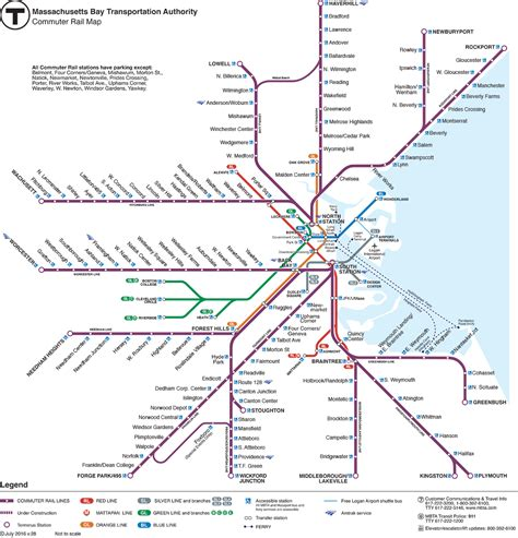 mbtacom commuter rail maps  schedules