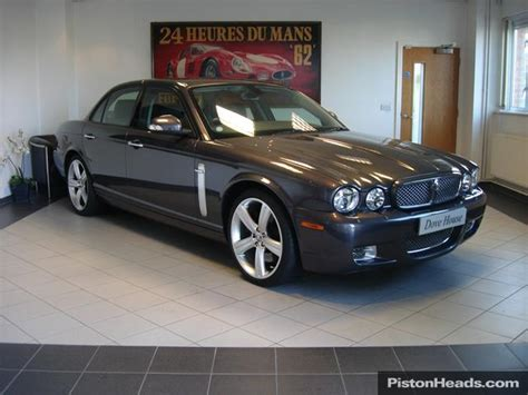 used jaguar xjr cars for sale with pistonheads
