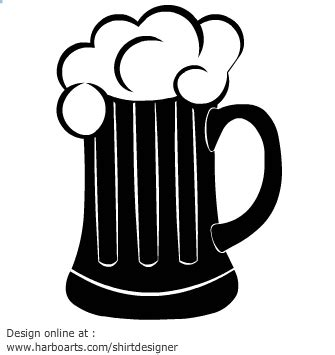 beer glass svg beer vector art cliparts co