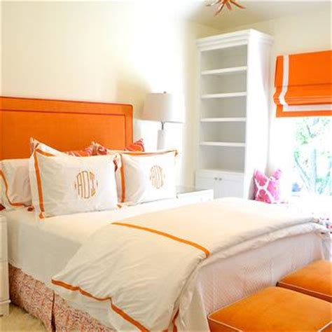 cream and orange bedroom pink and orange nursery contemporary nursery modern