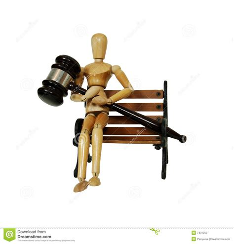 legal bench royalty free stock images image 7431259