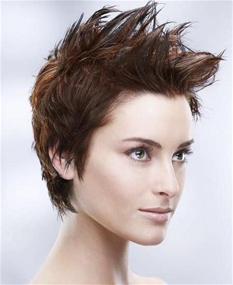 very short edgy haircuts for women with round faces short edgy hairstyles for round faces