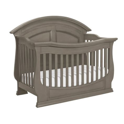 Gray Convertible Cribs Million Dollar Baby Classic Wakefield 4 In 1 Convertible Crib In Gray M7701wg