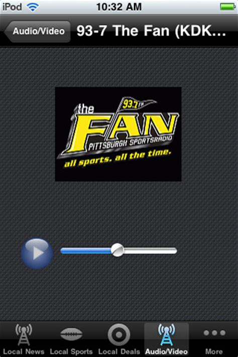 the fan radio pittsburgh cbs pittsburgh kdka 2 newsradio 1020 kdka and 93 7 the