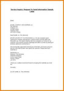9 request information letter hr cover letter