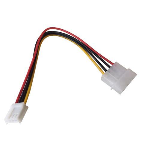 Kabel 4 Pin Molex To 2x Fdd Power High Quality q02 20cm floppy fdd strom adapter 4pin molex stecker auf 4pin floppy strom power 6219590903224