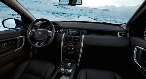 land rover discovery sport interior land rover discovery sport pricing and specifications
