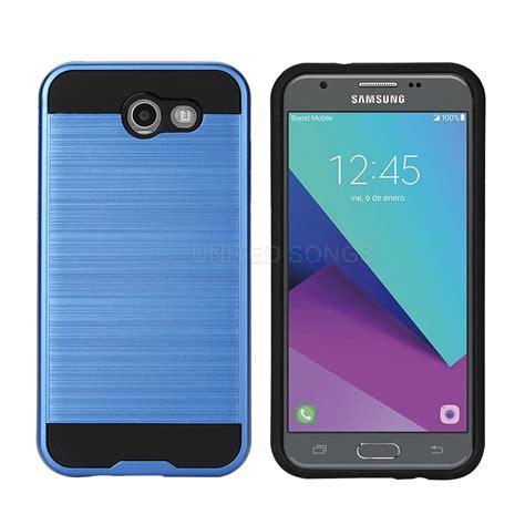 Oacc Anti Samsung J3 Prime J327 J3 Emerge 5inch Jelly Anti samsung galaxy j3 prime j3 emerge j3 2017 j327 hybrid blue