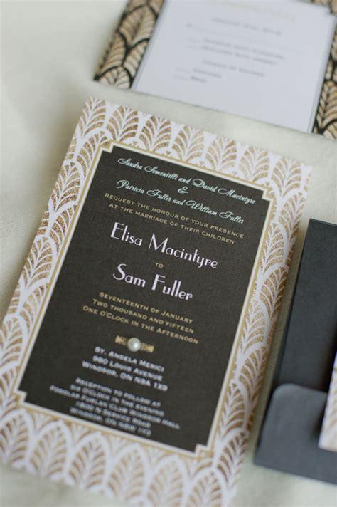 Ontario Wedding Invitations