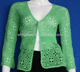 How To Make Handmade Sweater - sleeve cardigan handmade crocheted custom