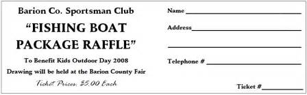 diy raffle ticket template 9 best images of print your own ticket template coupon