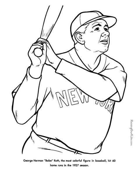 baseball birthday coloring pages free printable baseball coloring sheets sandlot birthday