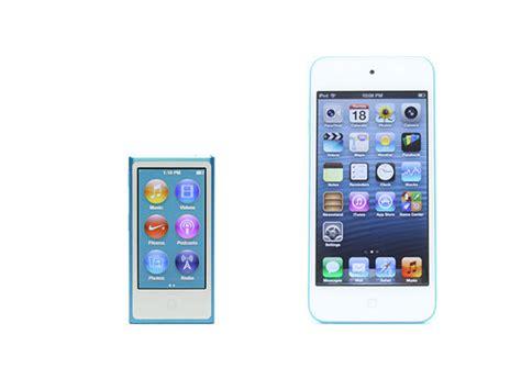 Ipod Nano Get A Touch Of Bovine by Ipod Nano 7th Generation Vs Ipod Touch 5th Generation Ebay