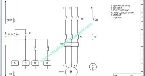 etnik sugitama engineering wiring diagram kontrol pompa