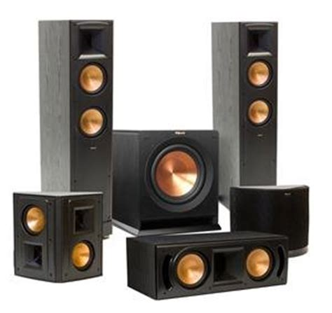 klipsch rf 62 ii 6 bundle w rc 62 ii rs 42 ii and