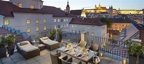 Dining Room Fans by Luxury 5 Star Hotel Mal 225 Strana Mandarin Oriental Prague