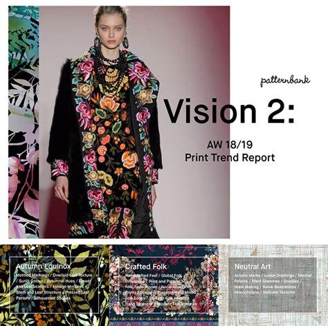 patternbank trends 2018 vision 2 autumn winter 2018 19 print trend report