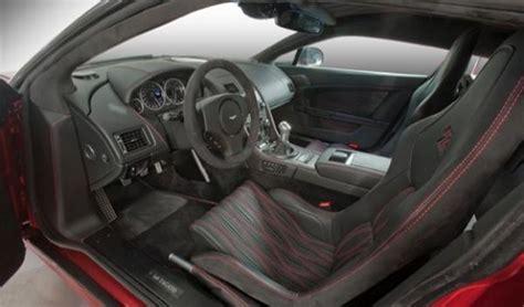 aston martin v12 zagato interior aston martin v12 zagato se presenta en kuwait autobild es