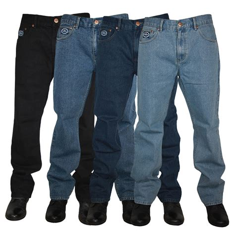 comfort fit mens jeans new mens forge by kam jeans f101 comfort fit jeans all