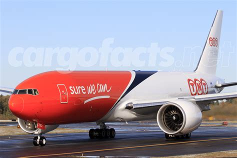 777f number three for tnt cargo facts