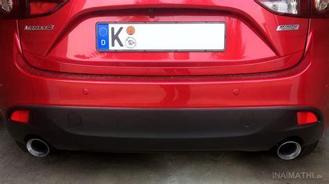 Aufkleber Vom Nummernschild Entfernen by Charmant Mazda Kfz Kennzeichenrahmen Zeitgen 246 Ssisch