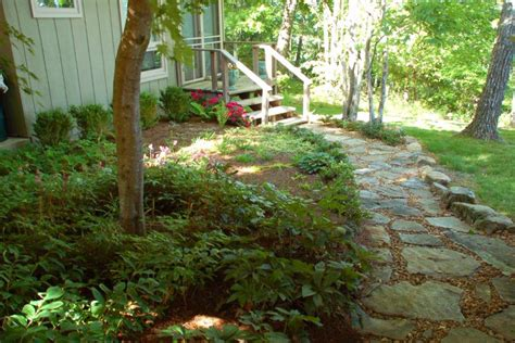 Shady Backyard Ideas How To Landscape A Shady Yard Diy