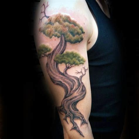 tree half sleeve tattoo designs tree sleeve designs ideas and meaning tattoos