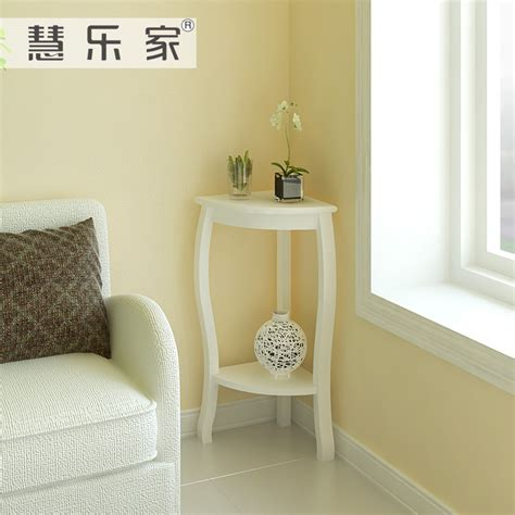 corner tables for living room hui roca korean garden corner living room side table white