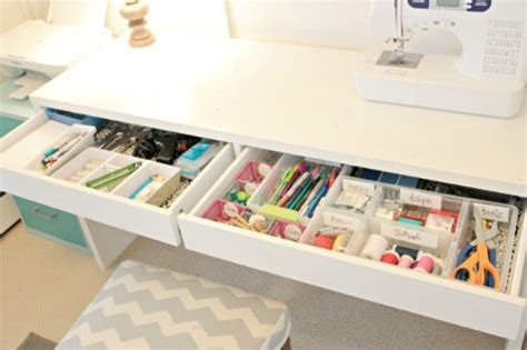 Desk Organization Ideas Diy Diy Organization Ideas Clean And Scentsible