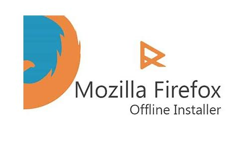 firefox herunterladen standalone installer for windows