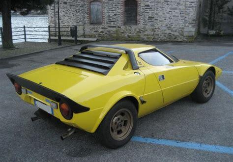 Lancia For Sale Lancia Stratos For Sale