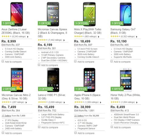best offers on mobiles flipkart mobile exchange offers july 2017 smartphone