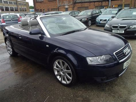 audi a4 convertible for sale uk used audi a4 convertible for sale uk autopazar