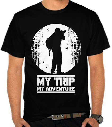 Kaos My Trip My Adventurre design kaos lucu studio design gallery best design