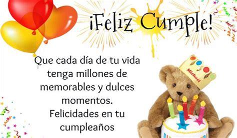 imagenes para cumpleaños gratis para descargar hermosas tarjetas cumplea 241 os gratis frases para un feliz