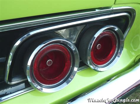 Impala Tail Lights 1968 Dodge Charger Tail Lights