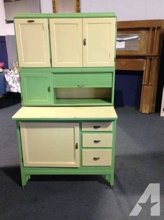Vintage Steel Kitchen Cabinets true vintage hoosier cabinet beautiful shape for sale in