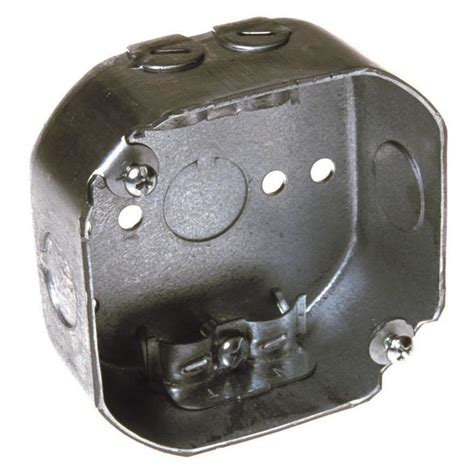 electrical ceiling box shop raco 15 5 cu in 1 metal ceiling electrical
