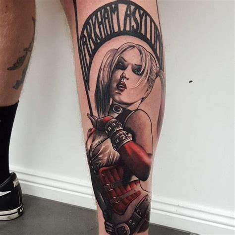 arkham asylum tattoo best tattoo ideas gallery