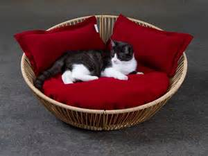 unique cat beds in design and high end quality