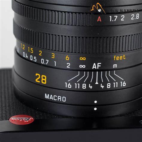 leica frame digital new leica q frame digital type 116 w 28mm f 1