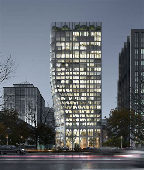 Celebrating Home Home Interiors Mad Architects Conrad Hotel Beijing Nearing Completion
